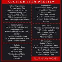 HH Auction Item
