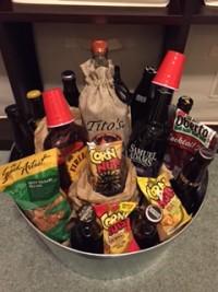 HH Beer Basket